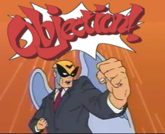 Harvey Birdman Objects