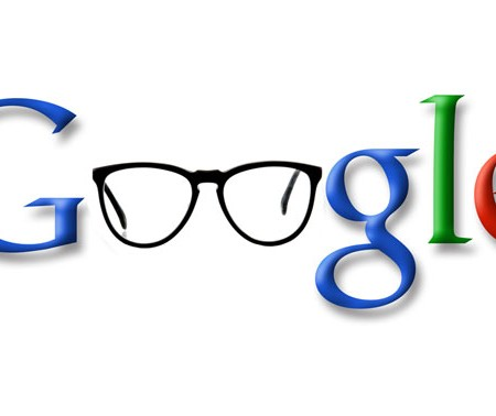 GoogleGlassesinLogo